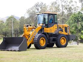 2016 HERCULES HC1100 WHEEL LOADER