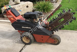 Dealer Refurbished Ditch Witch 1220 Trencher
