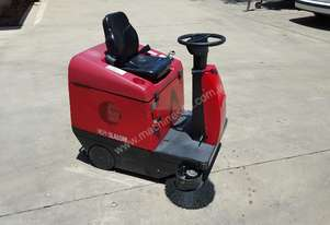 Rcm   Slalom sweeper