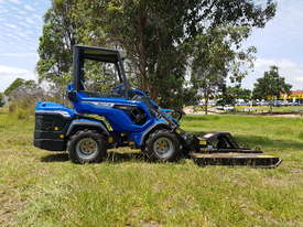 MULTIONE 8.4S TWO SPEED MINI LOADER - picture0' - Click to enlarge