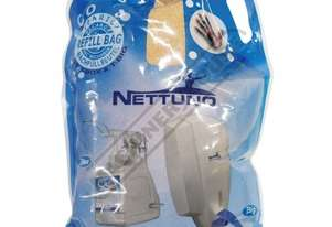 NETTUNO Hand Cleaner Macro Cream Refill 3 Litre dispenser