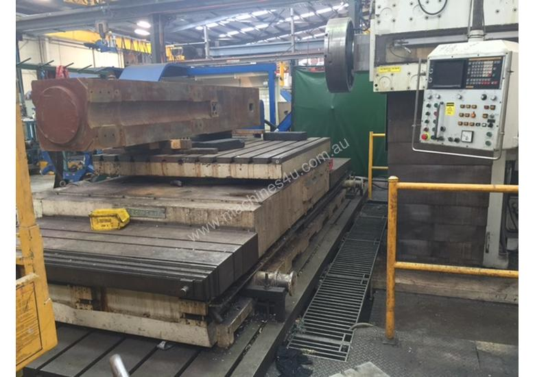 SHARMAN HORIZONTAL FLOOR BORER