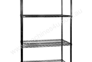 F.E.D. B24/24 Four Tier Shelving