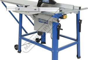 HS120 Table Saw 550 x 800mm Steel Table Ø315mm Saw Blade