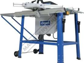 HS120 Table Saw  Ø315mm Blade Diameter - picture2' - Click to enlarge