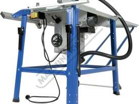 HS120 Table Saw  Ø315mm Blade Diameter - picture3' - Click to enlarge