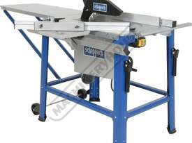 HS120 Table Saw Ø315mm Max. Blade Diameter - picture0' - Click to enlarge