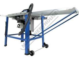 HS120 Table Saw Ø315mm Max. Blade Diameter - picture4' - Click to enlarge