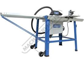 HS120 Table Saw Ø315mm Max. Blade Diameter - picture5' - Click to enlarge