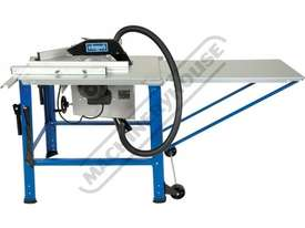 HS120 Table Saw Ø315mm Max. Blade Diameter - picture10' - Click to enlarge