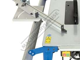 HS120 Table Saw Ø315mm Max. Blade Diameter - picture13' - Click to enlarge