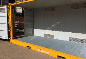 20 ft Side Door Dangerous Goods Shipping Container