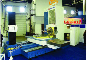IVANOVO MODEL IS2A636 Horizontal Machining Centr