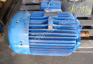 ATKINS CARLYLE 50HP 3 PHASE ELECTRIC MOTOR/ 2800RP