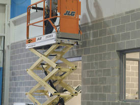 JLG 1930ES Scissor Lift - picture2' - Click to enlarge