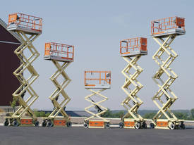 JLG 1930ES Scissor Lift - picture3' - Click to enlarge