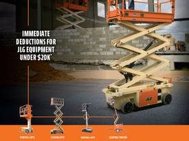 JLG 1930ES Scissor Lift - picture5' - Click to enlarge