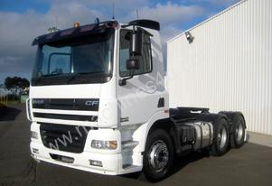 2007 DAF CF85 6x4 Day Cab Prime Mover