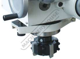 HM-46 Mill Drill Machine & Metric Tooling Package  (X) 475mm (Y) 195mm (Z) 450mm Includes Dovetail C - picture7' - Click to enlarge