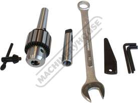 HM-46 Mill Drill Machine & Metric Tooling Package  (X) 475mm (Y) 195mm (Z) 450mm Includes Dovetail C - picture16' - Click to enlarge