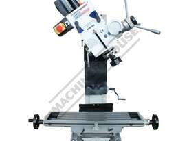 HM-46 Mill Drill Machine & Metric Tooling Package  (X) 475mm (Y) 195mm (Z) 450mm Includes Dovetail C - picture17' - Click to enlarge