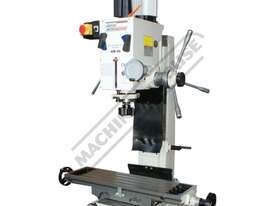 HM-46 Mill Drill Machine & Metric Tooling Package  (X) 475mm (Y) 195mm (Z) 450mm Includes Dovetail C - picture18' - Click to enlarge