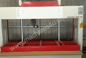 Rhino Panel Equipment Rhino 2013 50T Cold Press