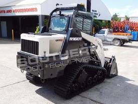 R160T ASV Mini Track Loader [2 hrs] #2195