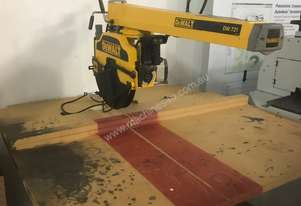Dewalt   Radial Arm