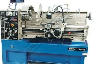 CL-38A Centre Lathe Ø410 x 1000mm Turning Capacity - Ø52mm Spindle Bore Includes Digital Readout &