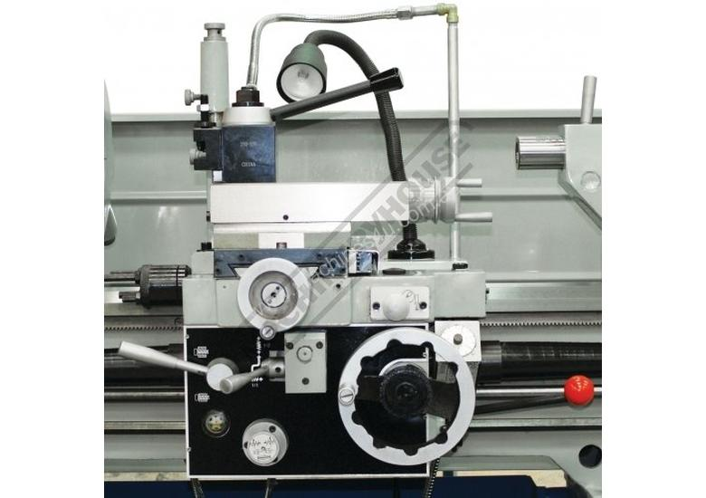 CL-38A Centre Lathe 410 x 1000mm Turning Capacity - 52mm Spindle Bore Includes Digital Readout & Qui
