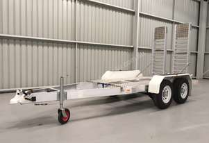 2017 Workmate Alloy Plant Trailer