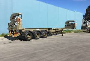 Steelbro    Side Lifter Trailer