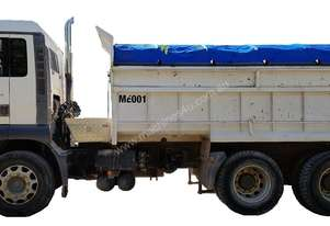 M.A.N. 6x4 Tipper, Call EMUS..