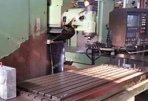 Sachman Bed Mill CNC 2000mm