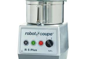 Robot Coupe Table-Top Cutter Mixer - R 5 PLUS