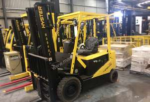Hyster 2.5T Battery Electric Forklift