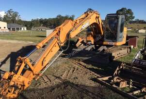 14 tonne excavator in good condition with buckets