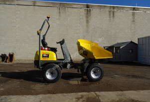 Used Wacker Neuson 1501e - Articulated Dumper 1.5T