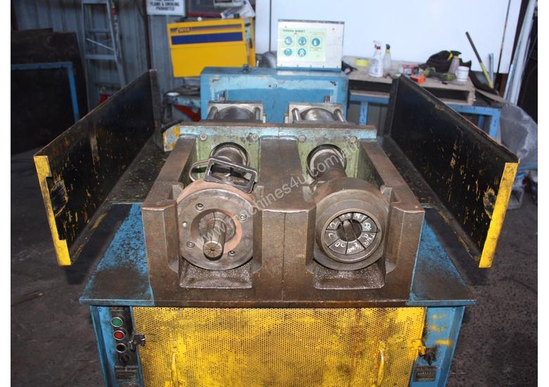 Hydraulic Press EXHAUST Tube End Forming Finisher