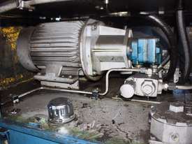 Hydraulic Press EXHAUST Tube End Forming Finisher  - picture1' - Click to enlarge