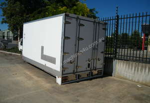 Aldom truck freezer body  new