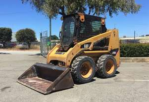 CATERPILLAR 226B2 SKID STEER BOBCAT S/N – 383