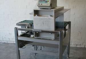 Stainless Steel Check Weigher Checkweigher Metal Detector