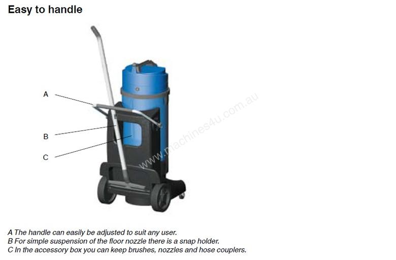 Airtight Portable High Vacuum P300