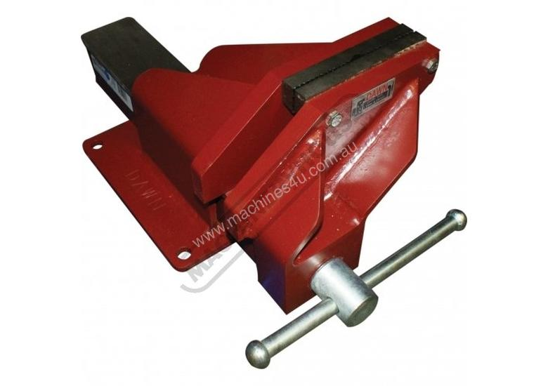 60215 Offset Fabricated Vice - Steel 200mm Right Hand Offset Vice
