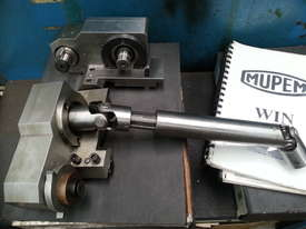 Mupem 6 Axis Automatic lathe with Polygon attachment and barfeeder - picture4' - Click to enlarge