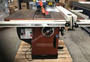 Or  TABLE SAW SHERWOOD