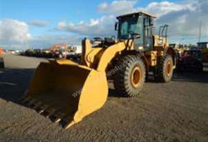CAT 950GC Wheeled Loader c/w A/C (Hour Meter Shows