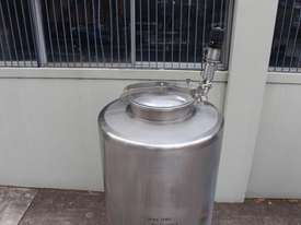 Stainless Steel Tank - picture2' - Click to enlarge